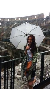 Rain-Colosseum